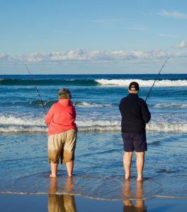 l'amour à la pêche longévité du couple