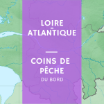 Liste de coins de pêche et de spots de pêche en Loire Atlantique