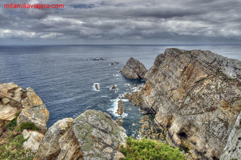 Cabo Peñas, Asturias