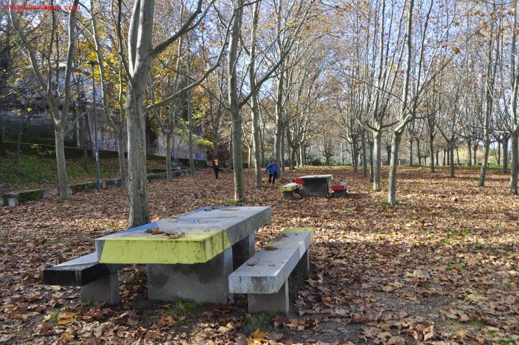 Área recreativa Fuente del Lobo