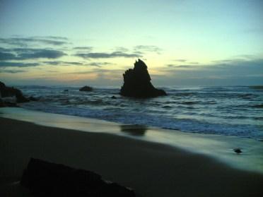 Playa de Adraga (foto de wikipedia commons)