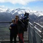 Picos de Europa. Mirador de Fuente Dé