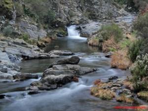 Senda Chorrituelo de Ovejuela, río Ovejuela,Las Hurdes