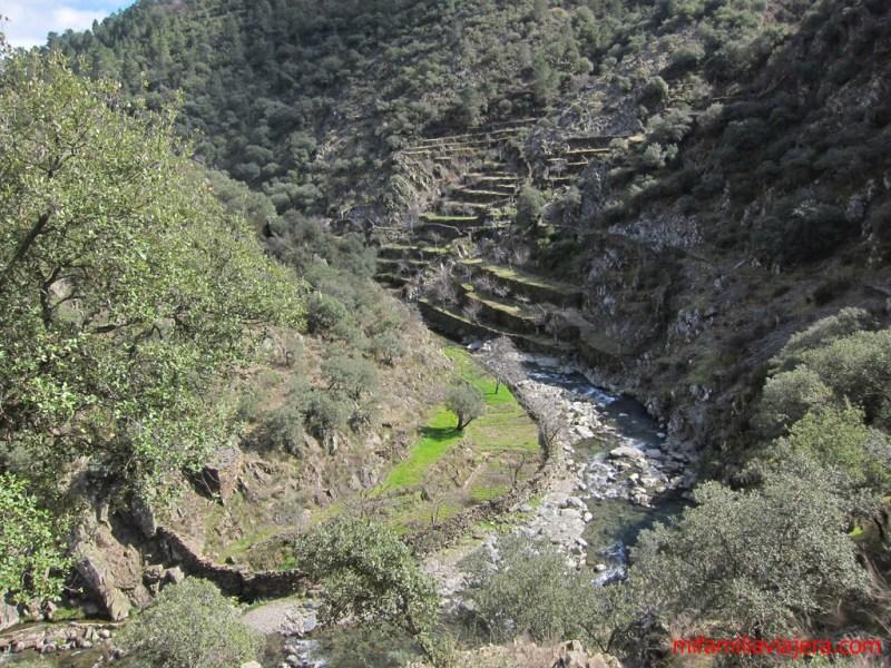 Senda El Gasco-Martilandrán