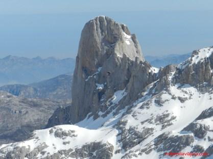 Picos de Europa, Pico de Urriellu o Naranjo de Bulnes,Fuente Dé