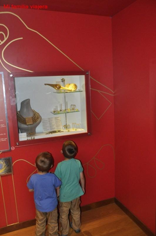 Museo del Oro de Asturias, Navelgas