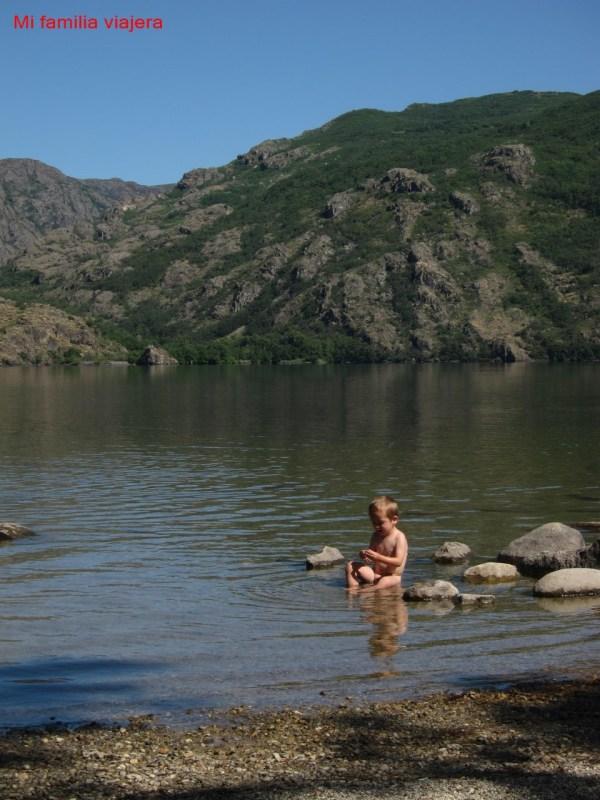 Lago de Sanabria, Zamora