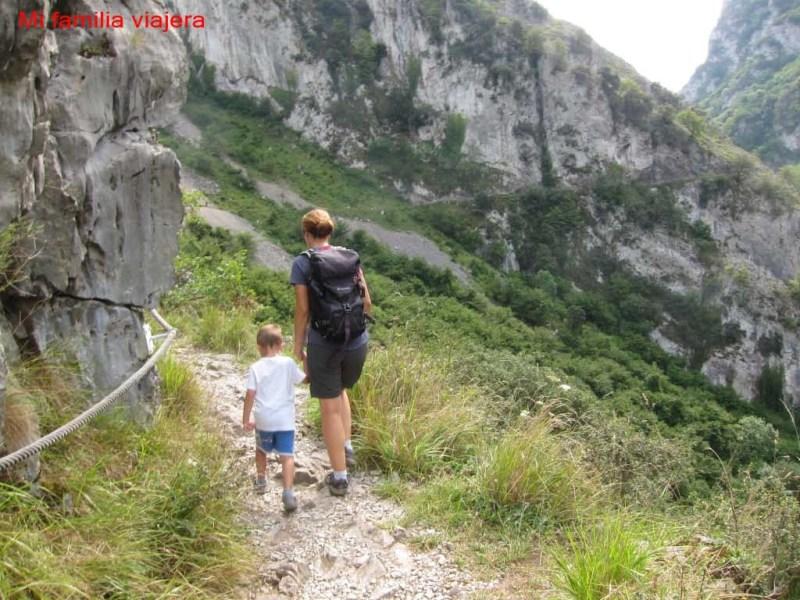 Cómo caminar por distintos terrenos