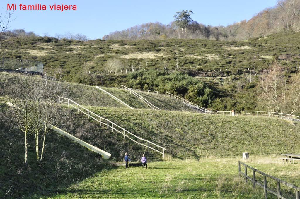 Ecomuseo Minero de Samuño, Asturias