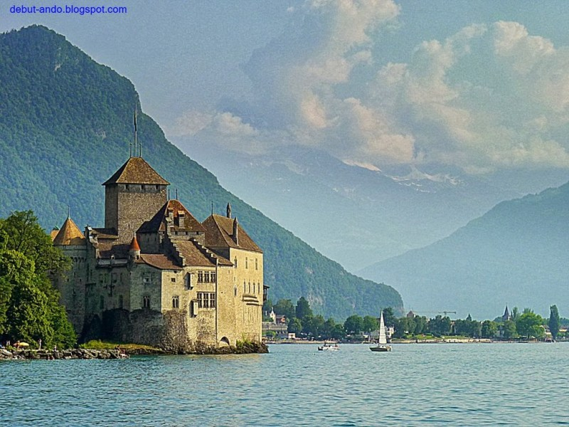 Castillo de Chillon, Zermatt