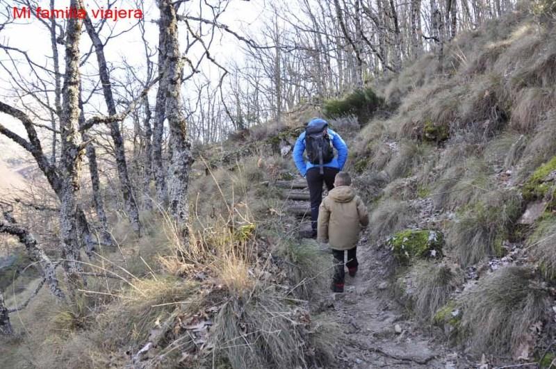 Cascada de La Chorrera, Hervás