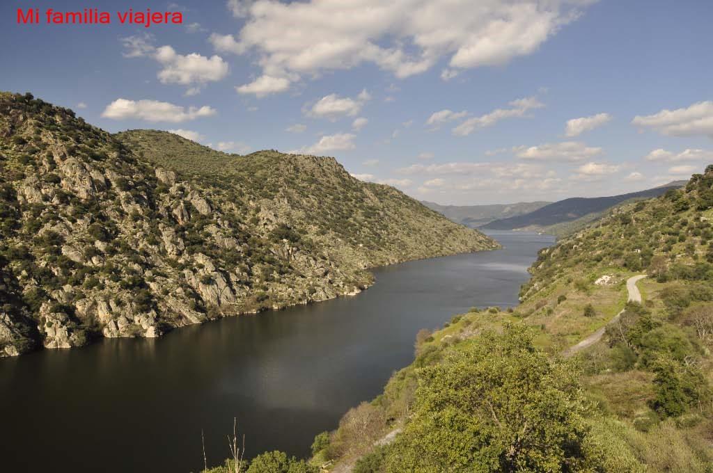 Arribes del Duero, Saucelle, Salamanca