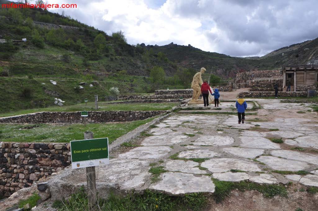 Raíces de Castilla, Poza de la Sal, Burgos