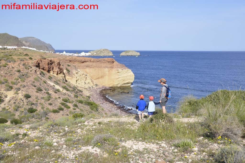 Sendero Escullos - Isleta del Moro