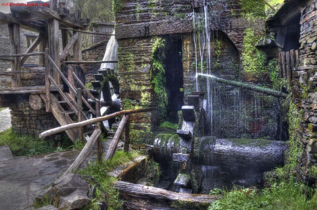 Resultado de imagen de Oscos la Ruta del Agua