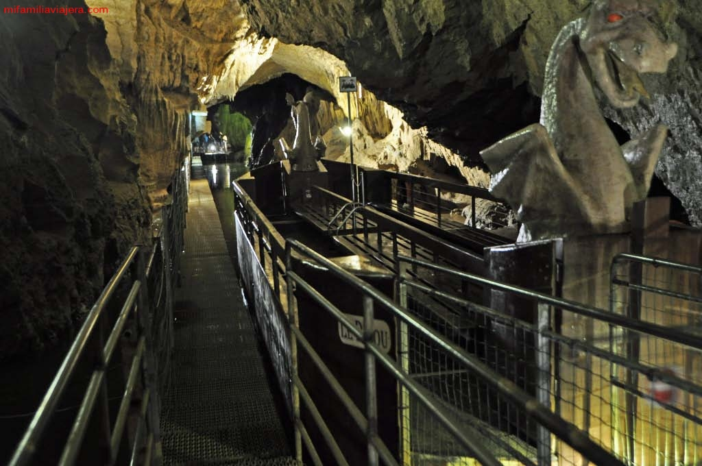 Grutas de Bétharram, Lourdes, Francia