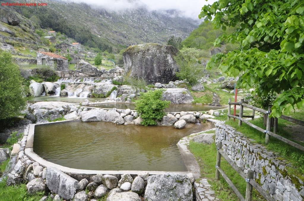 Piscinas naturales Sabugueiro