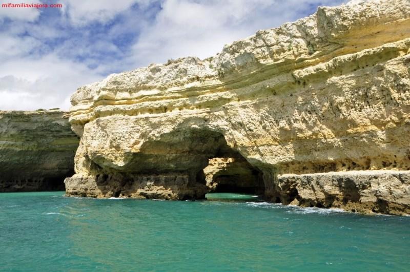 Costa del Algarve, Albufeira, Portugal