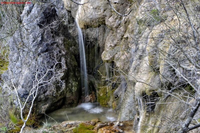 Surgencia de Covalagua, Espacio Natural Protegido de Covalagua, Geoparque de Las Loras, Revilla de Pomar, Palencia
