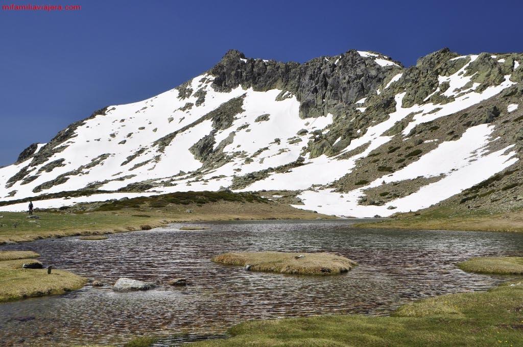 Parque Nacional de la Sierra de Guadarrama, Laguna de los Pájaros, Madrid, Segovia