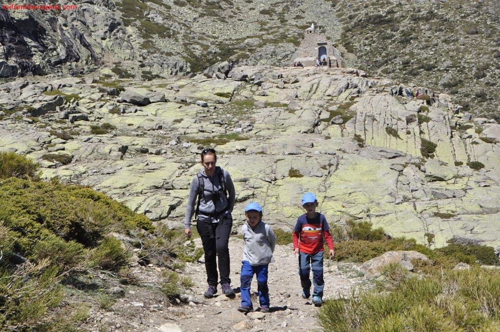 Parque Nacional de la Sierra de Guadarrama, Refugio de Zabala, Madrid, Segovia