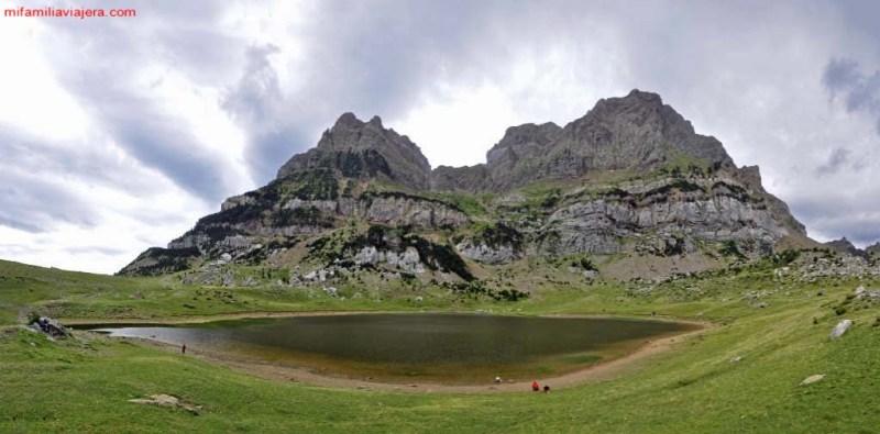 Ibón de Piedrafita, Valle de Tena, Huesca