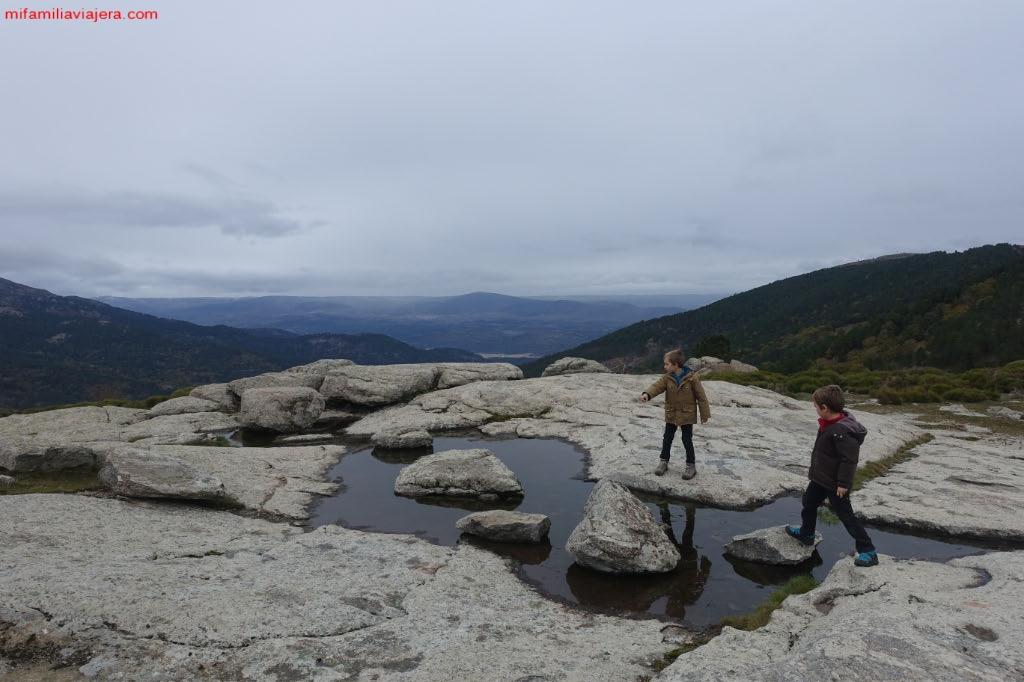Vistas al Valle de Iruelas
