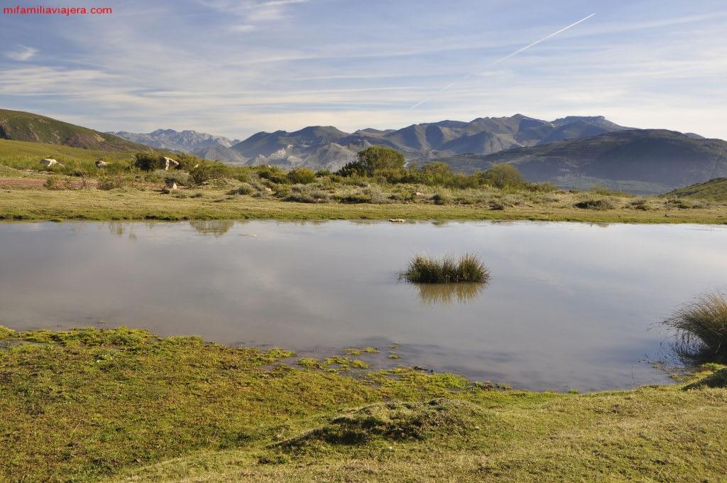 Laguna de Villaseca de Laciana