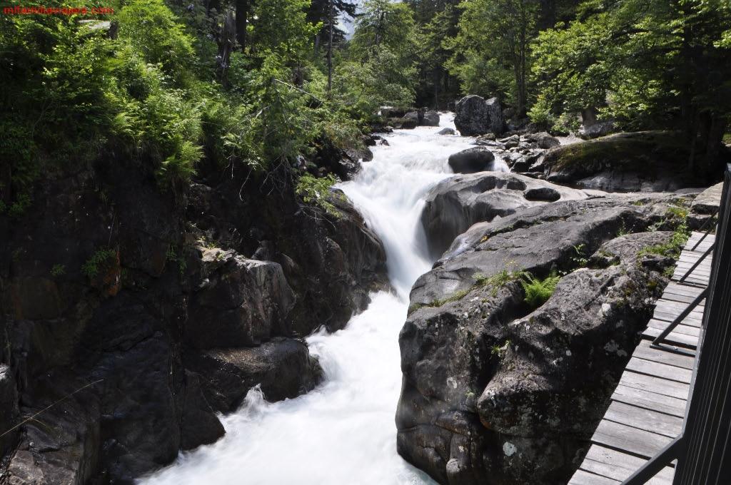 Pont Pas de L'ours, Cauterets