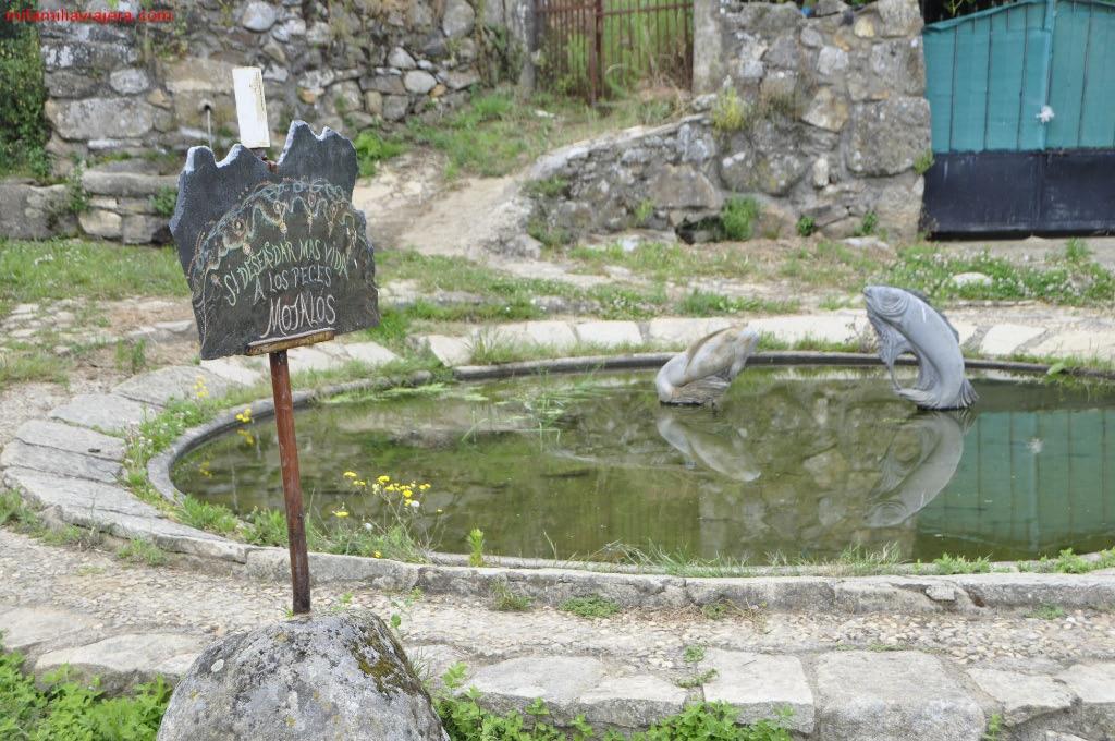 Fuente y área recreativa Villanueva del conde