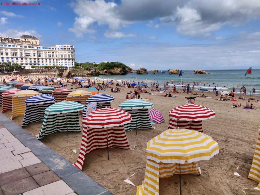Grande Plage, Biarritz