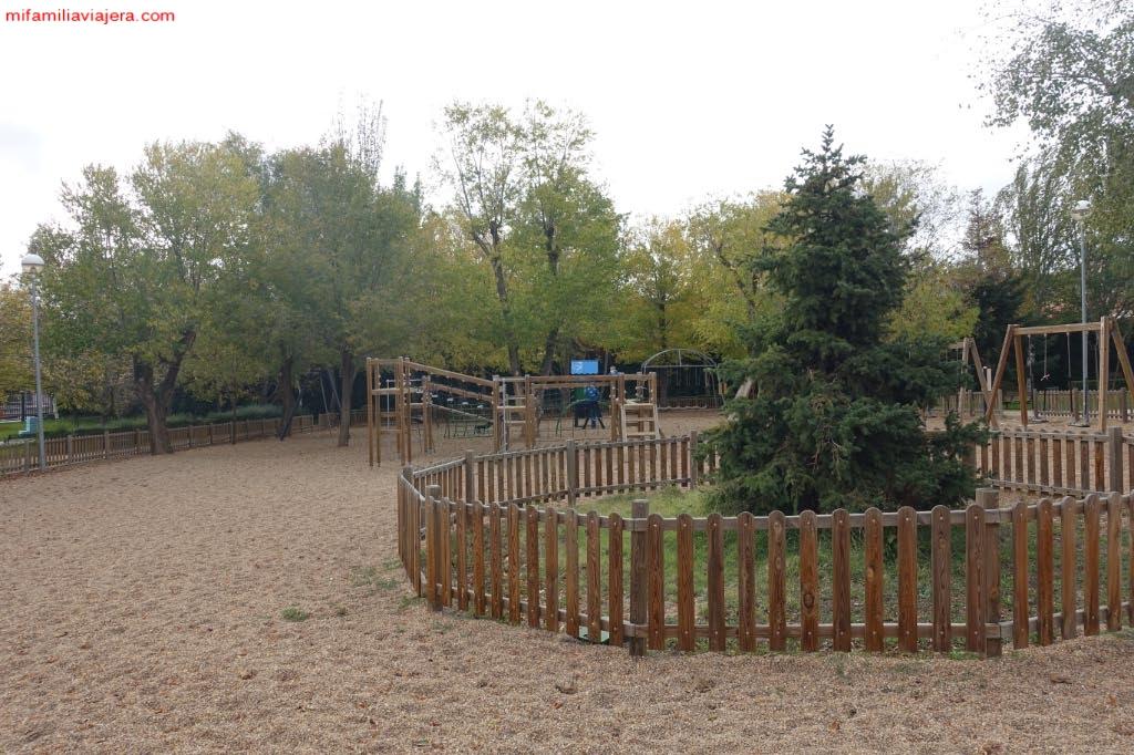 Parque de los Jesuitas