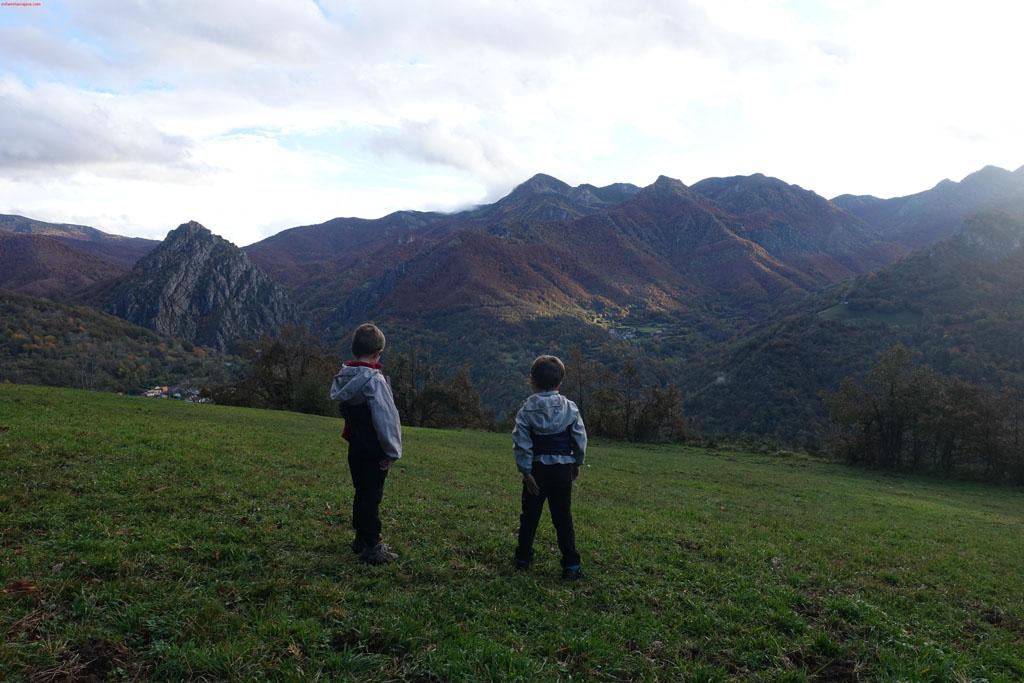 Camino del Arcediano: Soto-Oseja de Sajambre