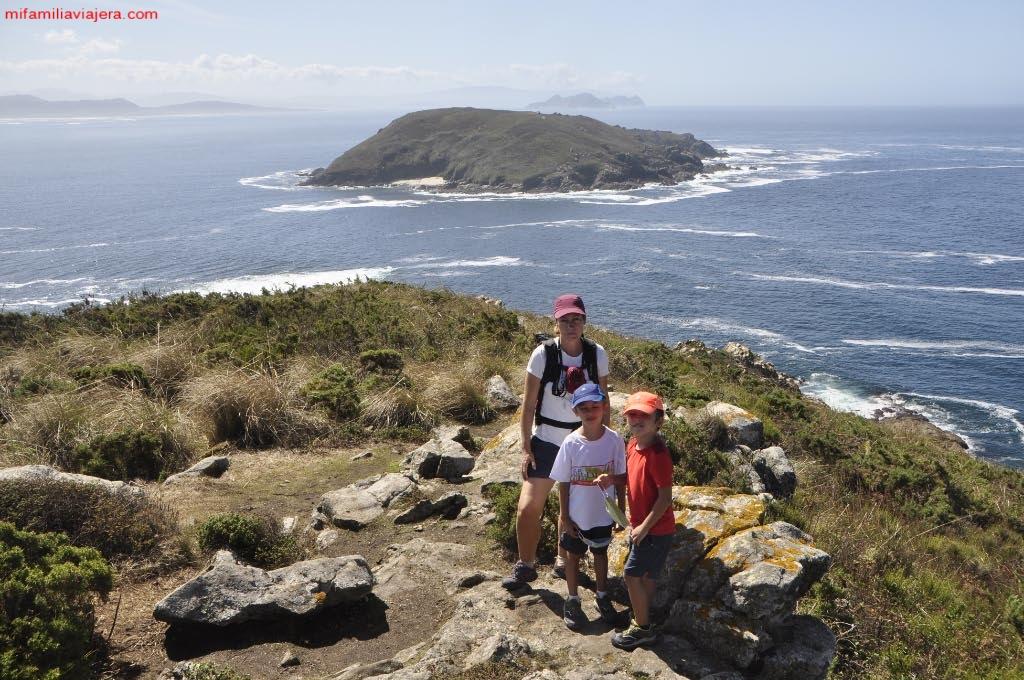 Isla de Onza desde el mirador de Fedorentes