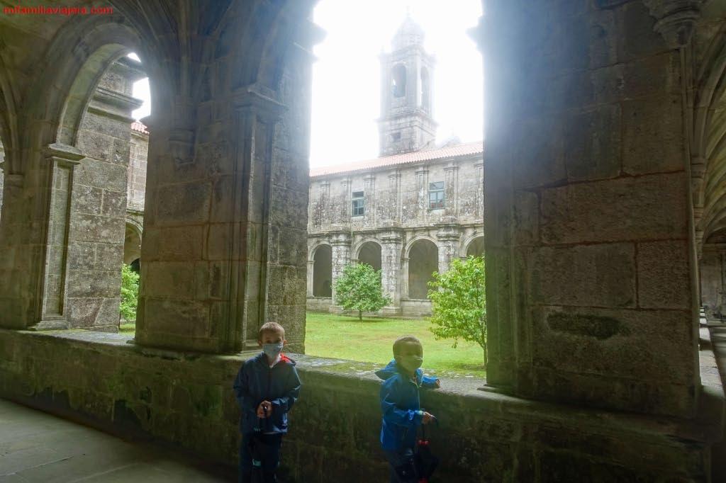 Monasterio de A Armenteira