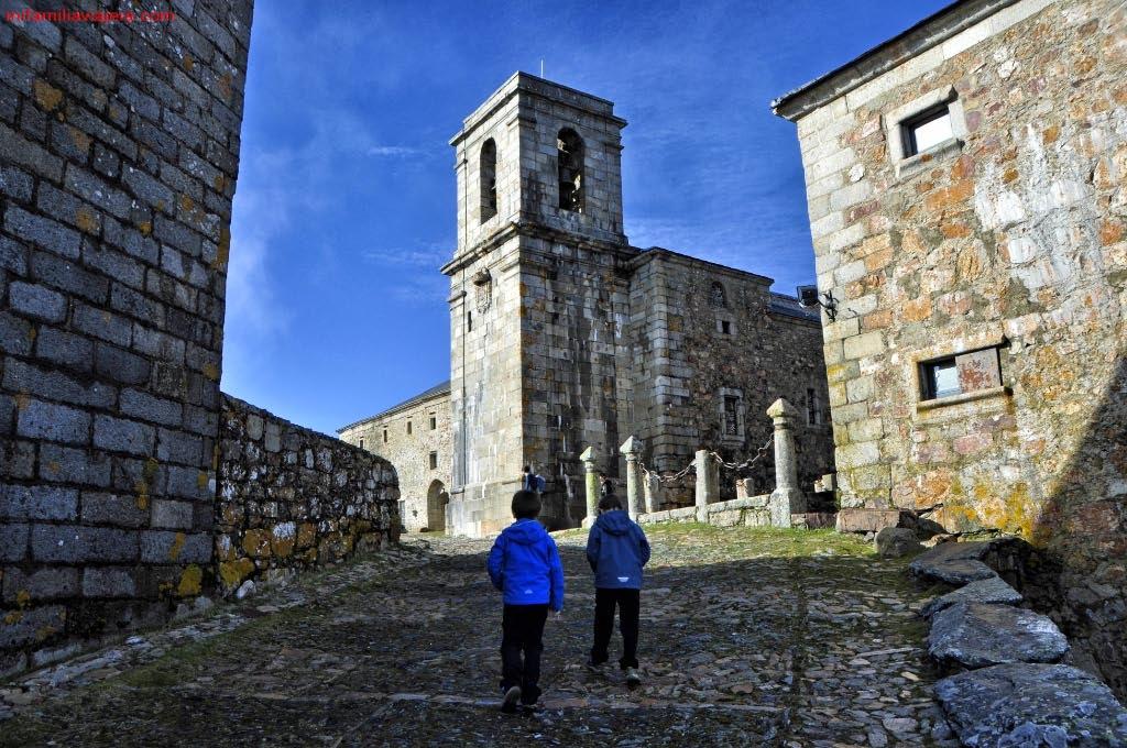 Convento de la Peña de Francia