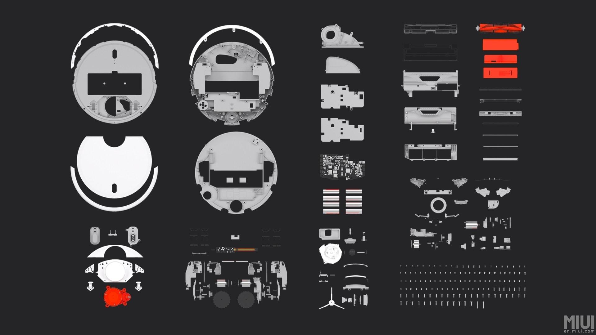 Xiaomi Mi Robot Vacuum El mejor robot aspirador