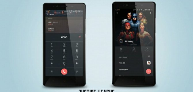 preview 3 justice league theme