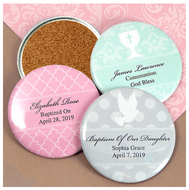 Religious Coasters http://www.cool-party-favors.com/religious-coasters.html