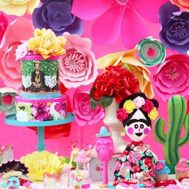 frida-kahlo-day-of-the-dead-inspired-fiesta-via-karas-party-ideas-karaspartyideas-com10