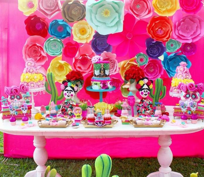 frida-kahlo-day-of-the-dead-inspired-fiesta-via-karas-party-ideas-karaspartyideas-com2_