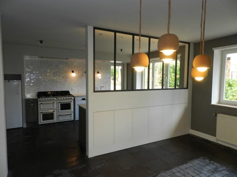 Rénovation cuisine salle à manger