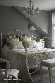 Bedroom - Lead Colour