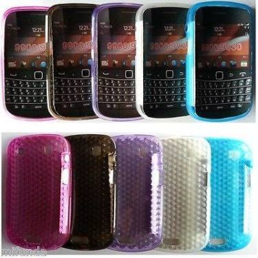 PARA BLACKBERRY 9900-9930 FUNDA CARCASA DE GEL TPU DISEÑO DIAMONDS GEL TPU CASE