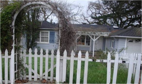 A house in Contra Costa County