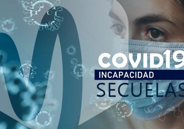 Secuelas del Covid e incapacidad permanente