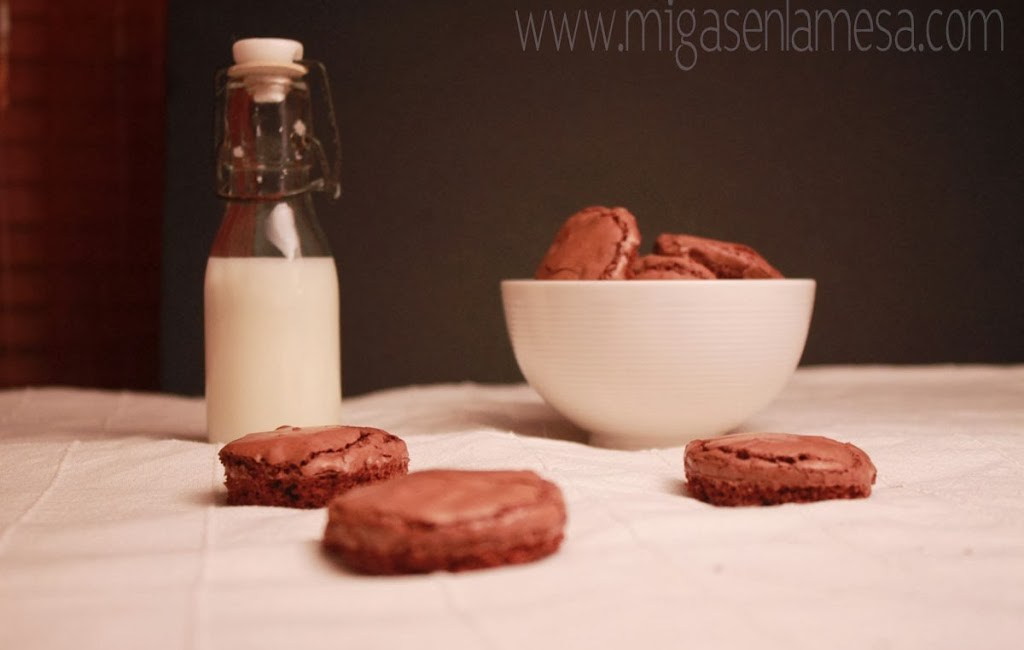 OUTRAGEOUS CHOCOLATE COOKIES [Santa Martha Stewart]