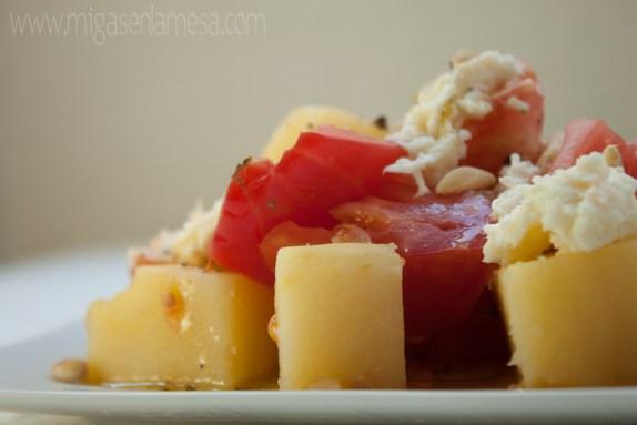 Ensalada fresca patata 5