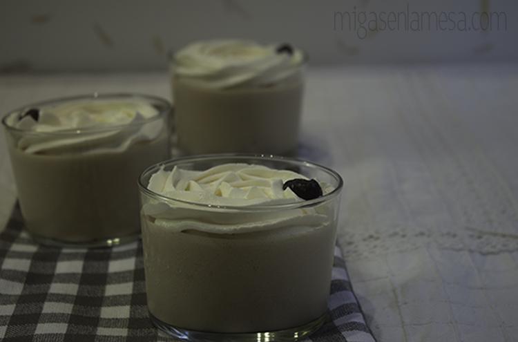 MOUSSE DE CAFÉ [Una pequeña estafa]