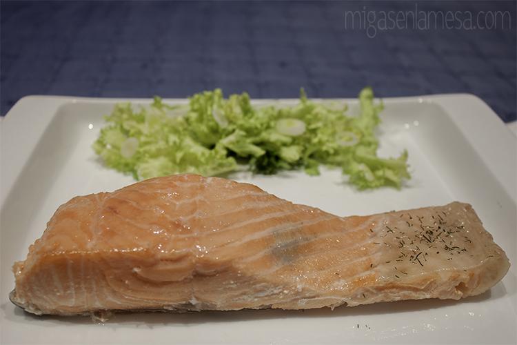 Salmon te verde 3